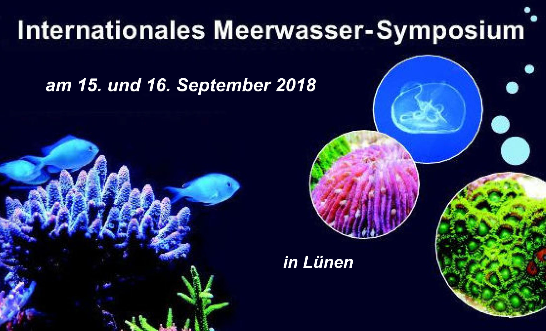 Internationales Meerwassersymposium Lünen